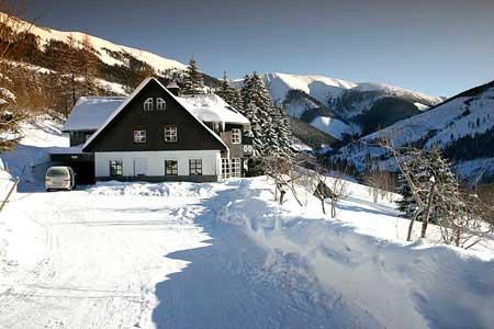 Silvestr na horách - Krkonoše- Penzion ve Špindlerově Mlýně