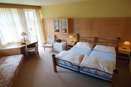Ubytování na horách - Penzion ve Špindlerově mlýně - pokoj